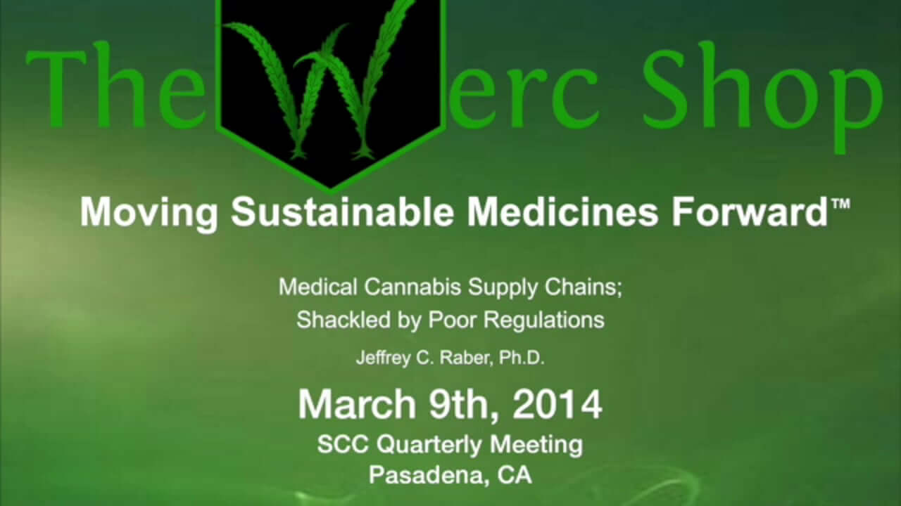 Moving Sustainable Medicines Forward